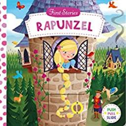 1ST STORIES RAPUNZEL