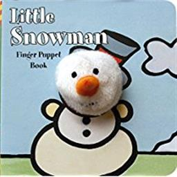 Little Snowman  - Finger Puppet Book