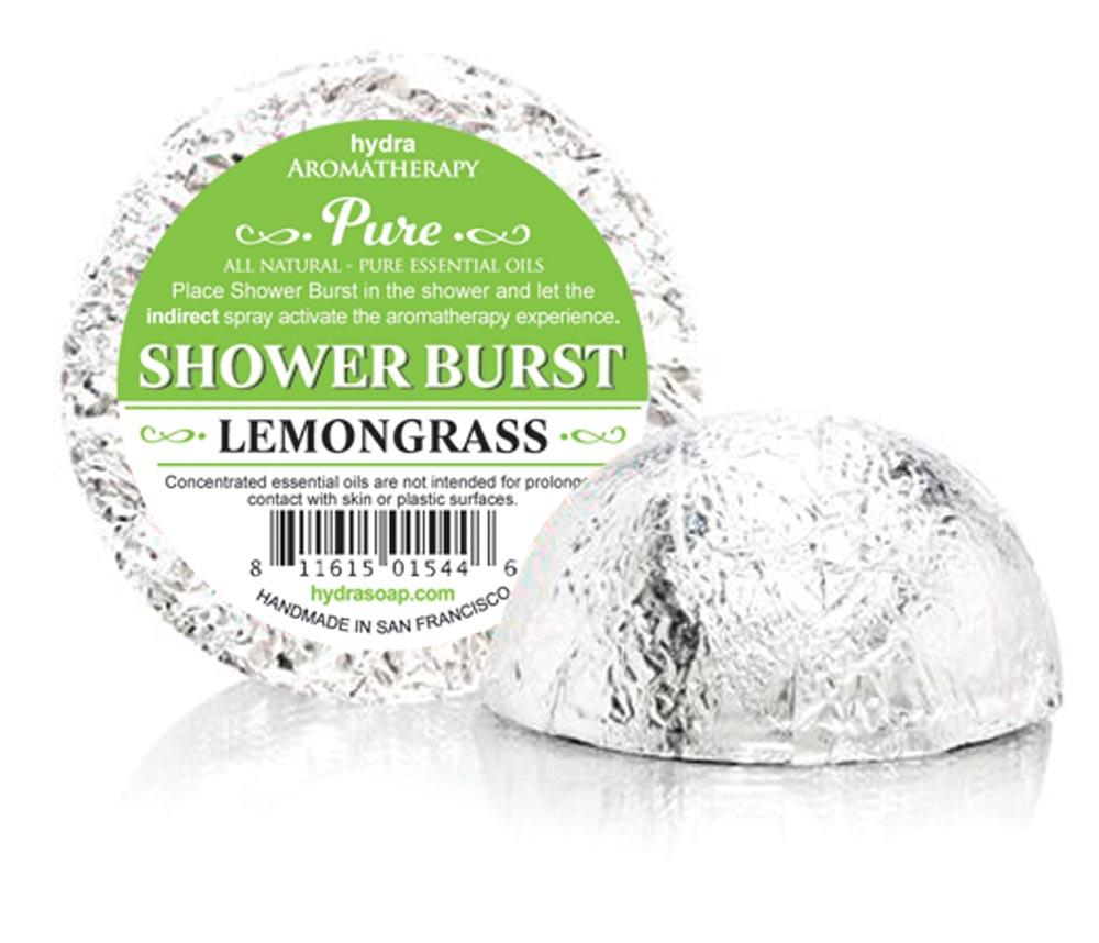 Shower Burst - Lemongrass