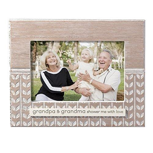 Born in Grace Grandparent Picture Frame