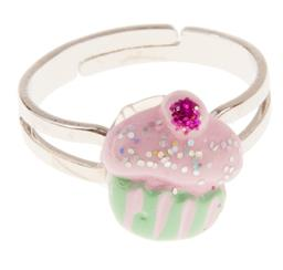 Princess Cupcake & Butterfly Rings