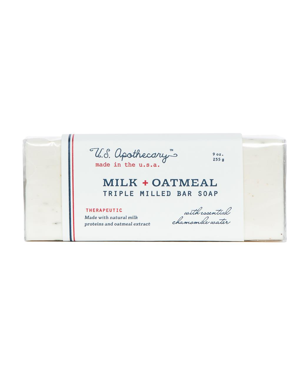 Milk & Oatmeal 9oz. Bar Soap