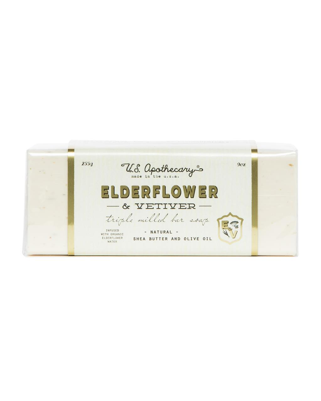 Elder Flower Bar Soap