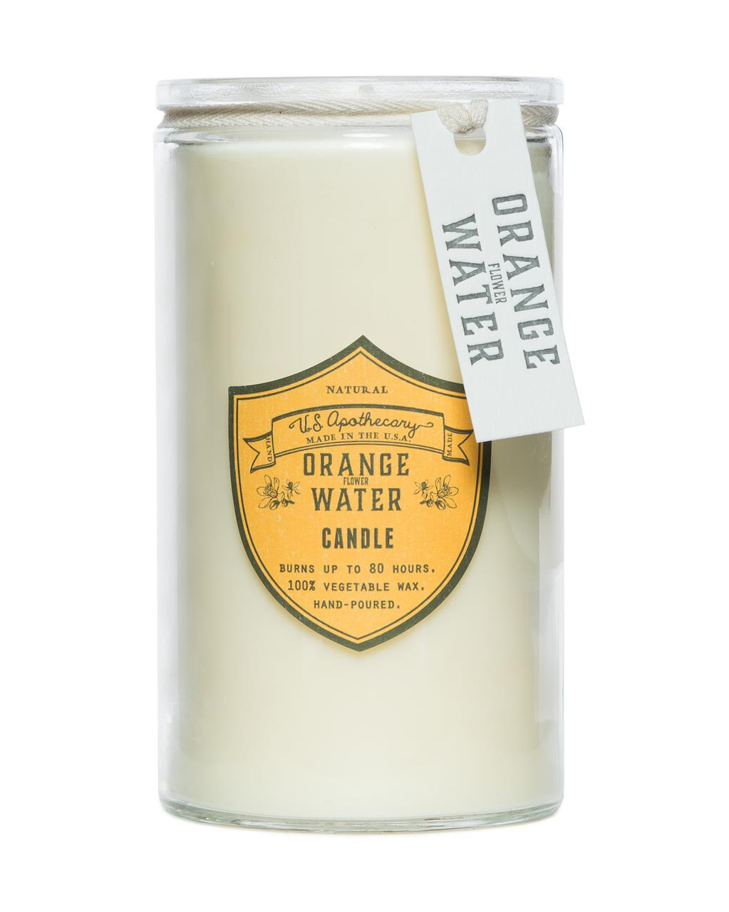 Orange Water 16oz. Candle