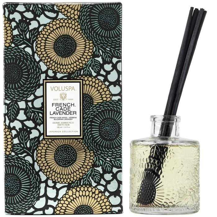 French Cade & Lavender - Reed Diffuser