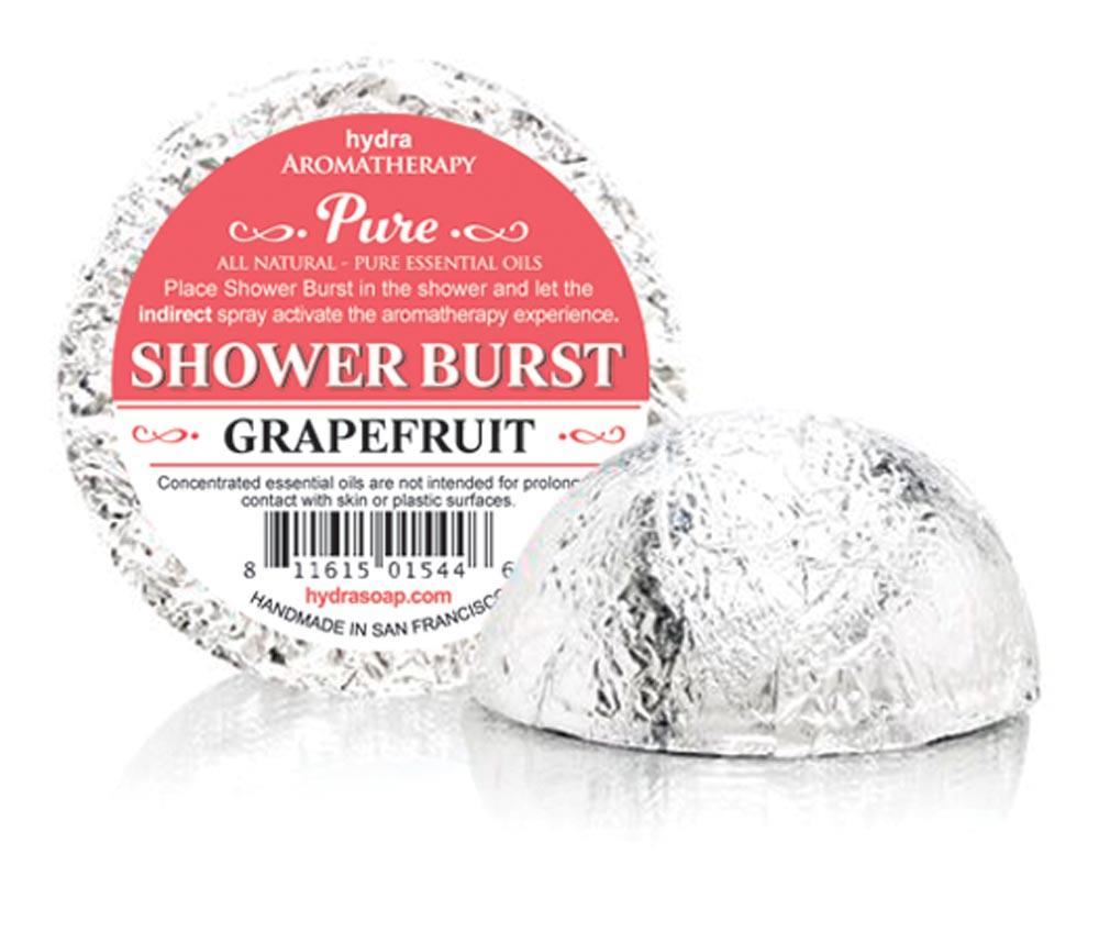 Shower Burst - Grapefruit