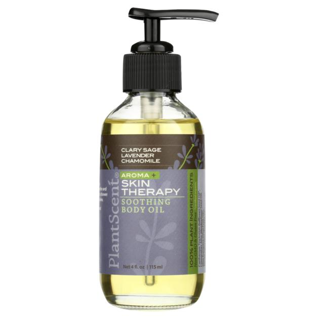 Calming & Soothing Soothing Body Oil