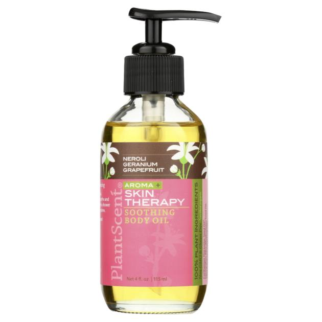 Rejuvenating & Balancing  Soothing Body Oil