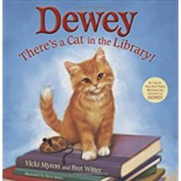 DEWEY: There's a Cat in the Library