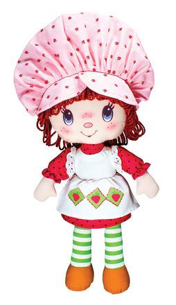 13' Strawberry Shortcake Rag Doll