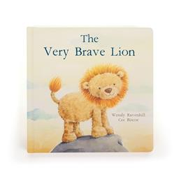 *The Very Brave Lion Book