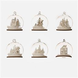 Mini Dome Ornament