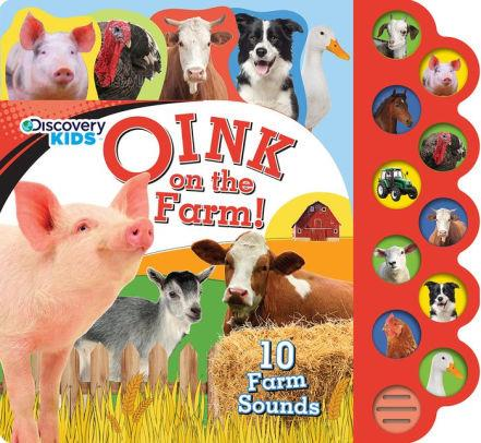 Oink on the Farm Sound Book