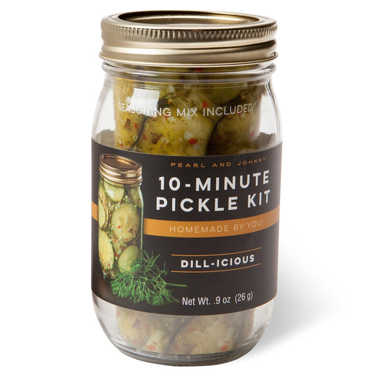DILL-ICIOUS PICKLE JAR