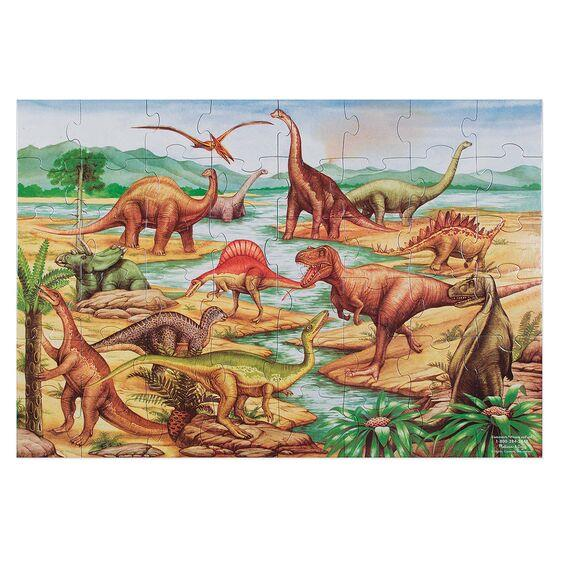 Dinosaurs Floor Puzzle (48 pieces)