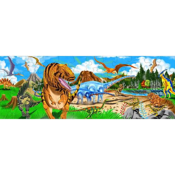 Land of Dinosaurs Floor Puzzle (48 pieces)