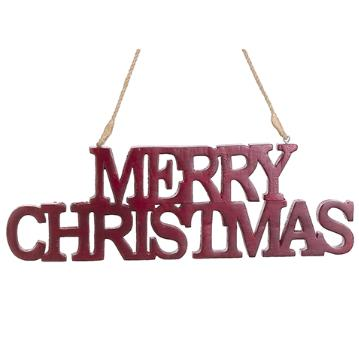Merry Christmas Hanging Decor
