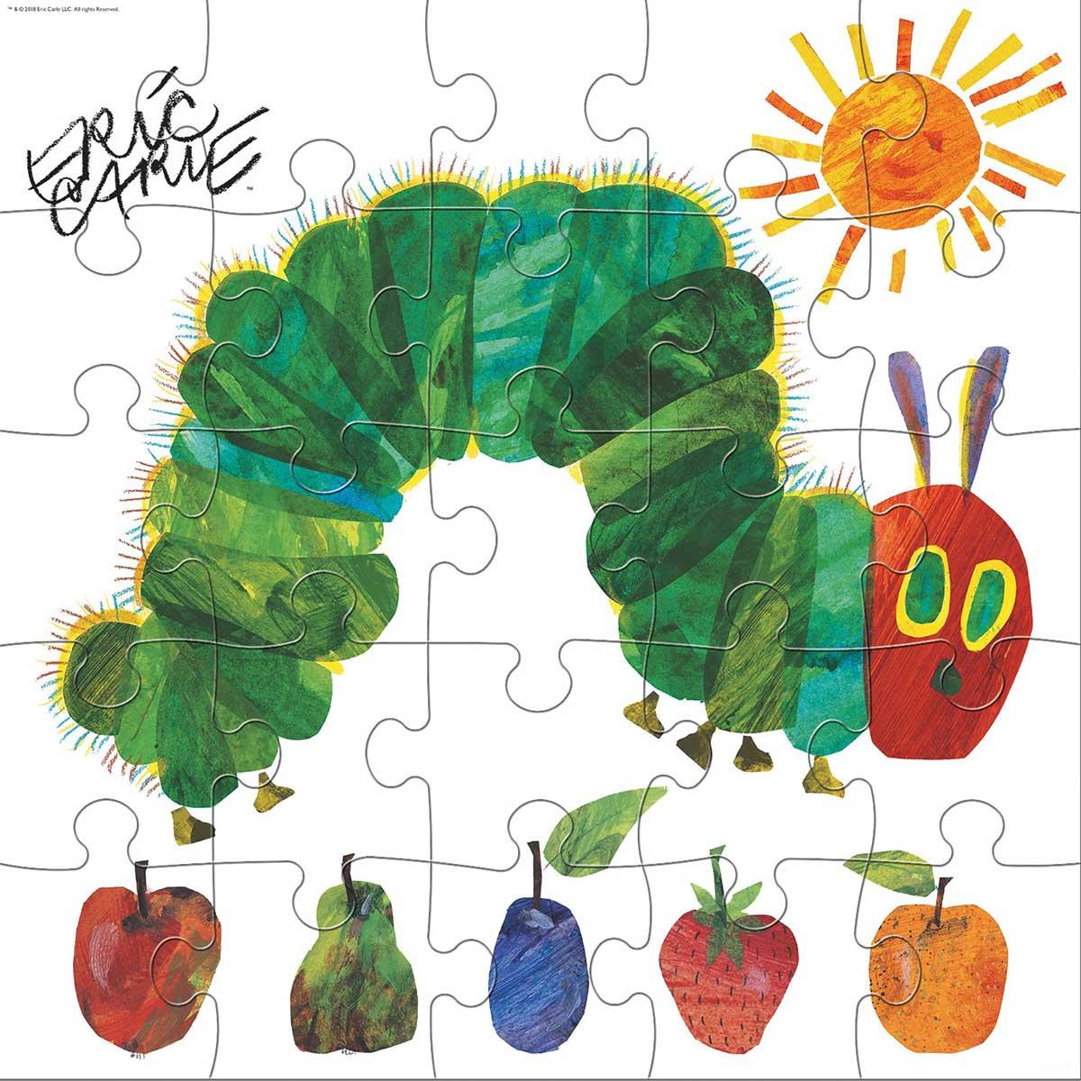 the Very Hungry Caterpillar Jumbo Puzzle