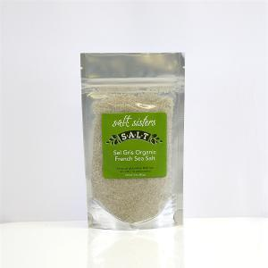 Sel Gris Organic French Sea Salt (5 oz)