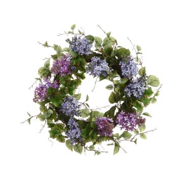 Lilac Wreath - Lavender/Orchid