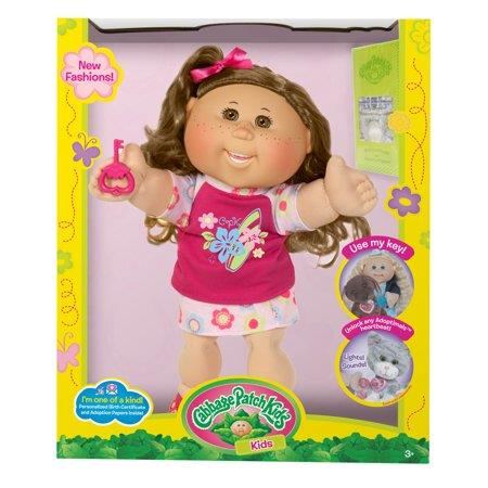 Cabbage Patch Kids 14' Brunette Kid Surfer