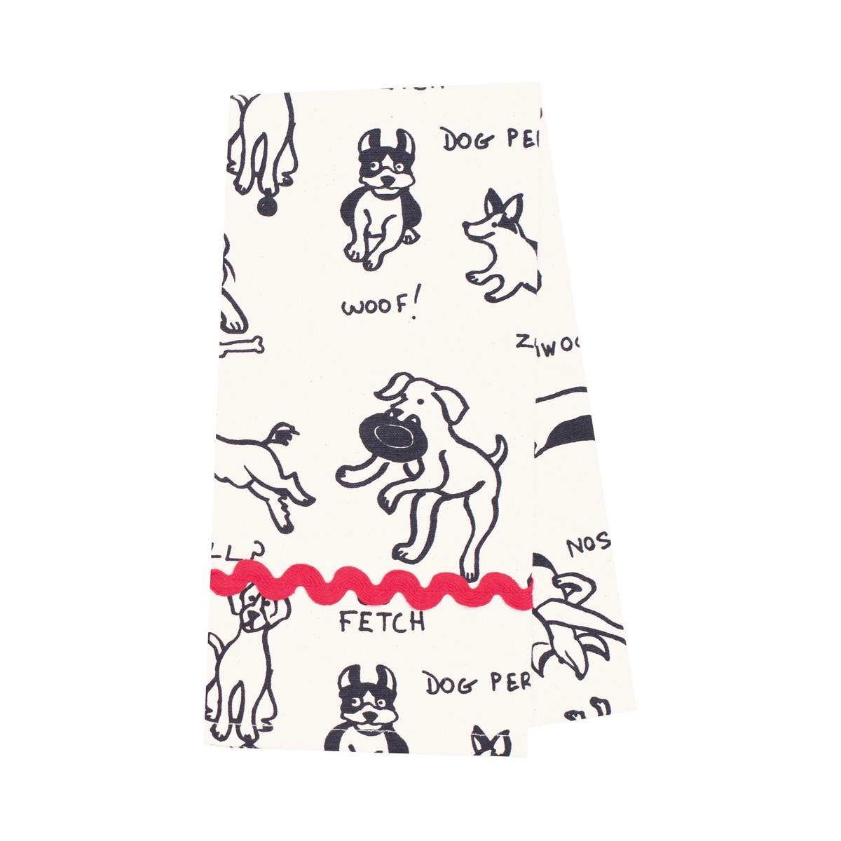 Dog Person Towel