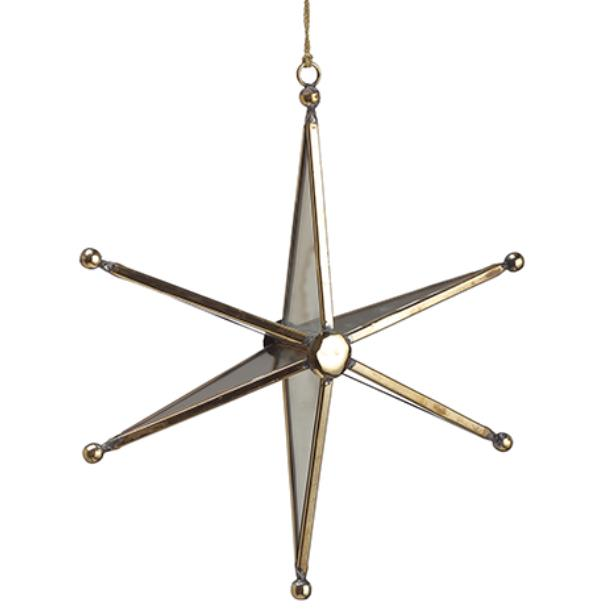 Gold Star Ornament - 8'