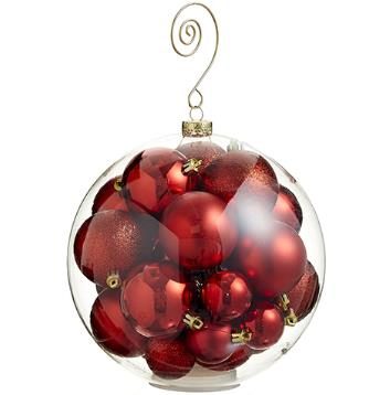 Red Ornament of Ornaments - 8'