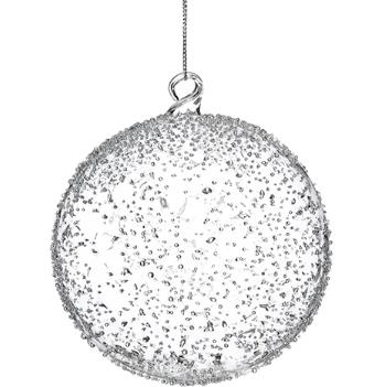 Glass Ball Ornament - 4.75'