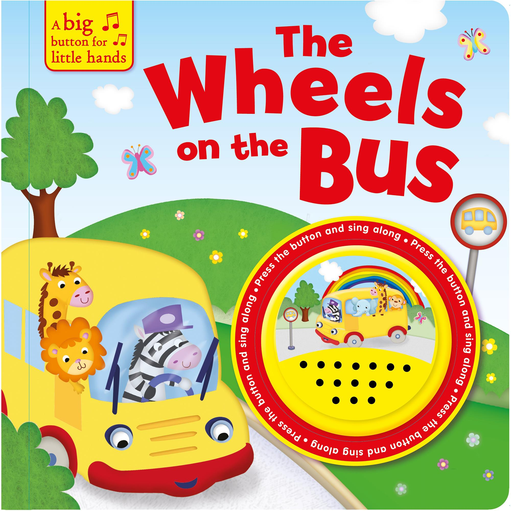The Wheels on the Bus Big Button