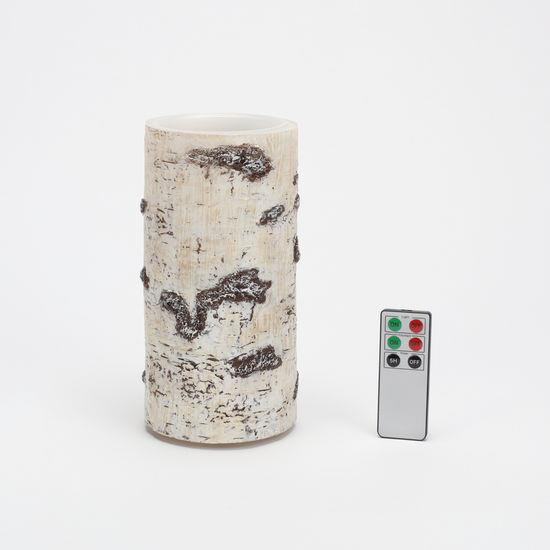 Water Wick Candle - Birch