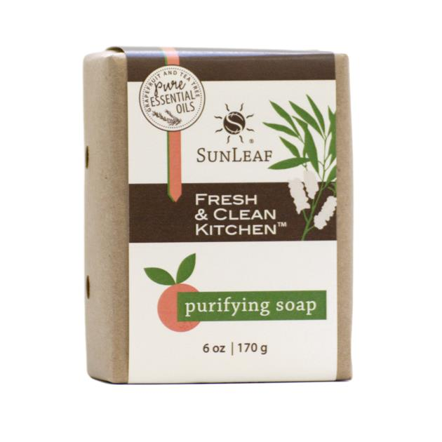 Fresh and Clean Kitchen Purifying Soap