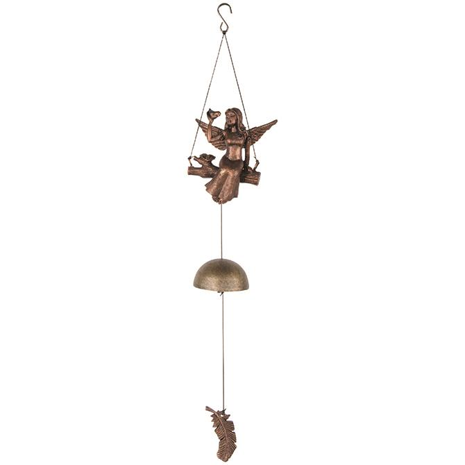 Bronze Angel Chime