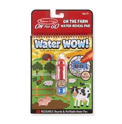 Water WOW! - Farm ON the GO Travel Activity