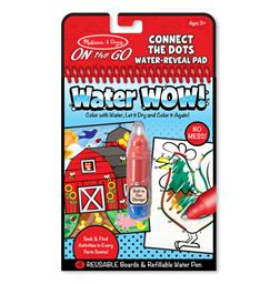 Water WOW! - Connect the Dots Farm - ON the GO Travel Activity