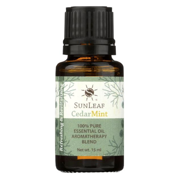Cedar Mint Essential Oil - 15 ml