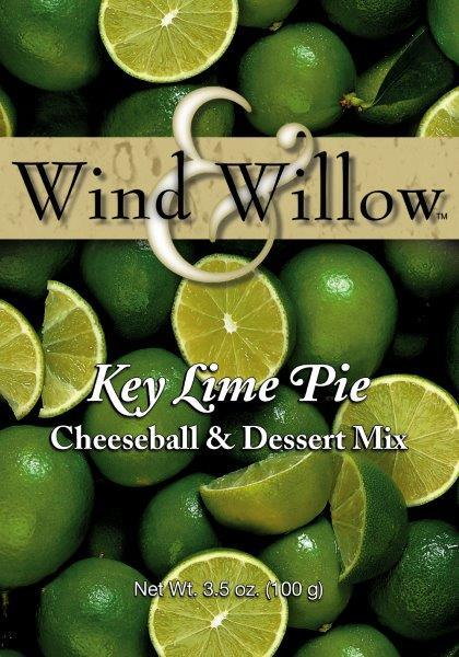 Key Lime Pie Cheeseball & Desert Mix