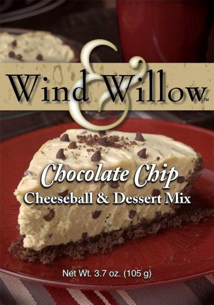 Chocolate Chip Cheeseball & Dessert Mix