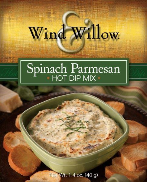 Spinach & Parmesan Hot Dip Mix