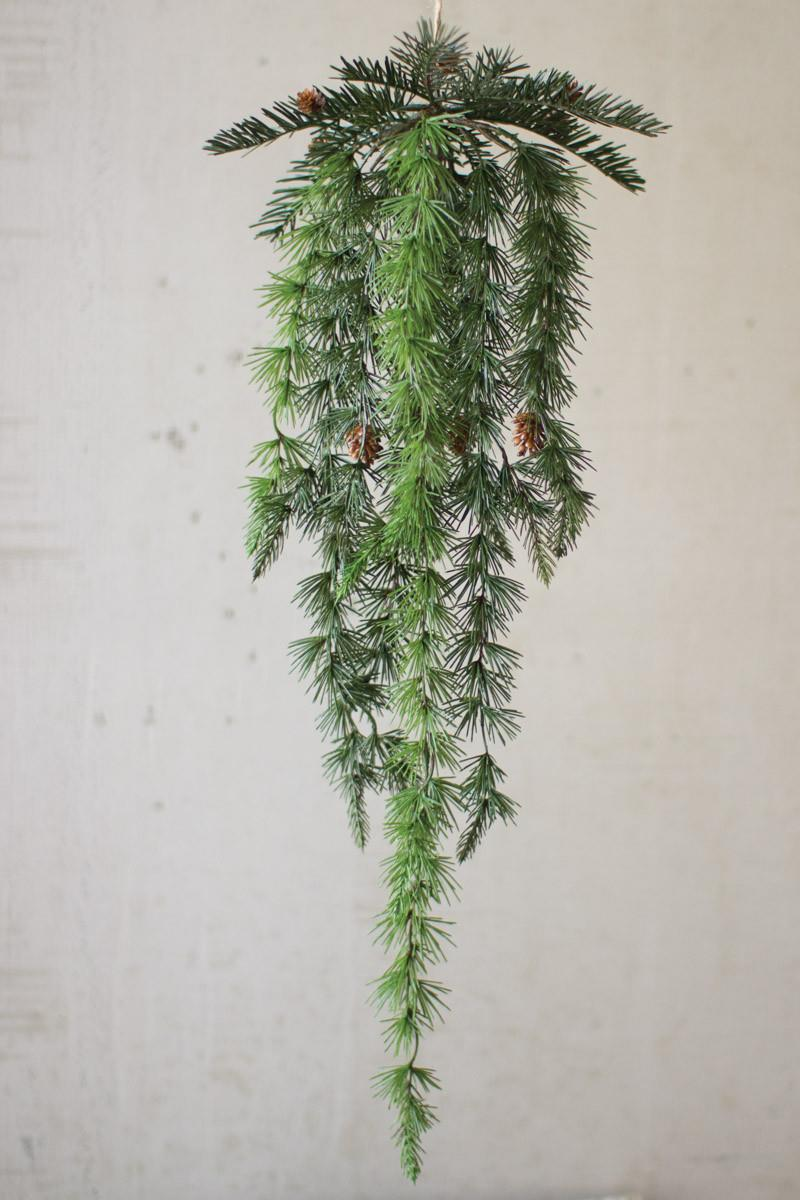 Hanging Pine with Cones