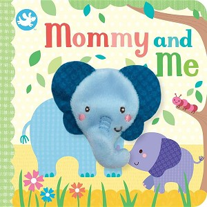 Mommy & Me Puppet Book
