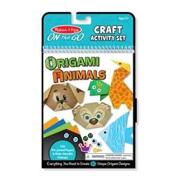 On-the-Go Crafts - Origami Activity