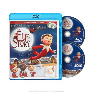 Elf On The Shelf - An Elf's StoryTM DVD/Blu-ray