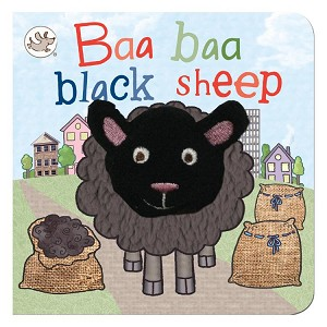 Baa Black Sheep Chunky Book