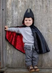 Baby Reversible Spider/Bat Cape Size 1-2