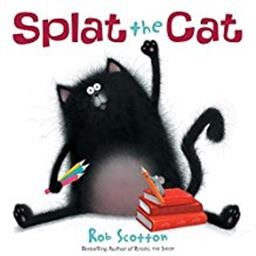 Splat the Cat- Hard Cover