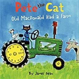 Pete the Cat old MacDonald