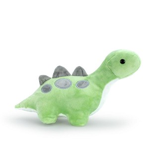 Mini Bellzi® Cute Brontosaurus Dinosaur Stuffed Animal Plush - Bronti