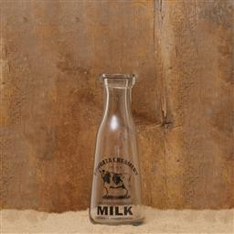 Milk Bottle - Ephrata Creamery Small Glass