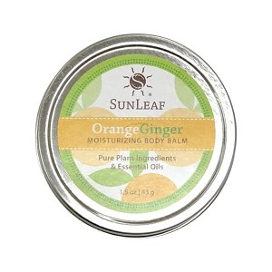 Orange Ginger Moisturizing Body Balm - 1.5 oz